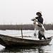 Lake Nokoue morning - the net I