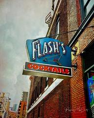 Flash's Coctails (peppermcc) Tags: