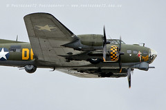 0326 B17 Sally B (photozone72) Tags: riat airshows aircraft airshow aviation props canon canon7dmk2 canon100400mmf4556l 7dmk2 sallyb b17 b17bomber usaf warbirds wwii
