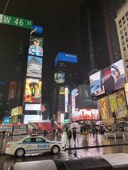 Rainy night in Times Square. (The A Eye) Tags: city newyorkcity manhattan urban timessquare night nighttime lights