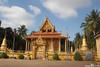 Wat Piphetthearam Pagoda, Battambang (Travolution360) Tags: cambodia battambang wat piphetthearam pagoda buddha temple religion colourful cambodge kambodscha travel