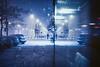The Shining (ewitsoe) Tags: winter snowstorm city warsaw canon eos6dii street urban urbanites snowing heavy weather ewitsoe ochota zima warszawa peopel pedestrian people