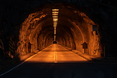 Yosemite Tunnel (Ted Holm) Tags: nikon d850 70200 yosemite national park tunnel