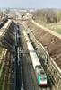 """483.011 (atropo8) Tags: """"483 011"""" treno train cemento brescia opicina verona veneto zug merci freight cargo captrain"""