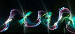 KYO Liteblades #5 (yecatsiswhere) Tags: 2018 lpwa lightpaintingworldalliance melbournemuseum lightpainting longexposure light lightjunkies lightblades liteblades