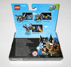 lego 71210 lego dimensions fun pack dc comics stay puft minifigure and terror dog misb b (tjparkside) Tags: 71233 ghostbusters mr stay puft terror dogdestroyer soaring lego dimensions fun pack 3 1 minifigure minifigures misb 2016 videogame software 71210 dc comics dog wyldestyle batman gandalf