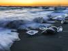 Icelands Diamond Beach (Eric Zumstein) Tags: diamondbeach iceland diamond ice glacer glacier shore