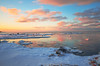 Rendezvous (RdeUppsala) Tags: fågelsundet östersjön uppland sverige suecia sweden invierno ice is havet hielo naturaleza nature natur nubes cielo clouds moln himmel ricardofeinstein mar sea kust kväll coast costa