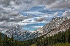 Gap & Elpoca (Philip Kuntz) Tags: gapmountain elpocamountain highwoodsummit kananaskishighway bighorntrail peaks mountains kananaskiscountry alberta canada