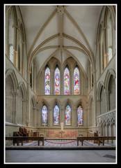 Chancel (veggiesosage) Tags: southwell southwellminster nottinghamshire aficionados gx20 grade1listed cathedral minster