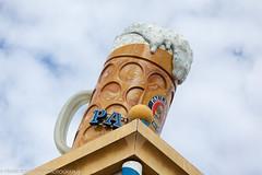 This is one very large beer (Alaskan Dude) Tags: travel germany europe bavaria munich munchen oktoberfest beer art people portraits costumes fun