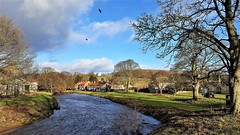 Sinnington - Winter 2017 (Paul Thackray) Tags: yorkshire northyorkshiremoorsnationalpark ryedale sinnington riverseven winter 2017