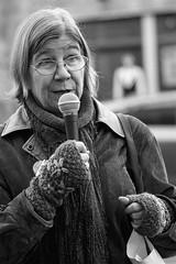 Tuesdays with Toomey: DACA Call to Action (xnedski) Tags: pa philadelphia protest tuesdayswithtoomey usa analog diafine nikonfe2 trix