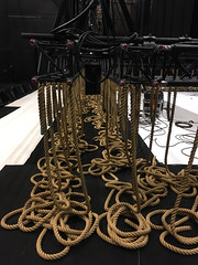 (Tero Saarinen Company Photostream) Tags: théâtrenationaldechaillot terosaarinencompany tscontwocontinents tscinparis tsc morphed chaillot setup