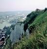 Le Tréport krijtkust, Normandië Frankrijk 1983 (wally nelemans) Tags: letréport krijtkust normandië frankrijk france 1983 chalkcliffs falaise