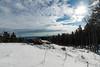 Ausblick (saschadorn) Tags: sky himmel ausblick view sonne sun schnee snow beautiful clouds wolken