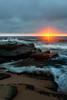 Australia Day! (Tim_Matthews) Tags: 2018 timmatthewsphotography tmphotos turimetta beach sunrise clouds sand ocean northern beaches sydney australia nsw seascape