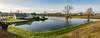 rural panorama (stevefge) Tags: 2017 deest hoogwater uiterwaden waal flood winter panorama landscape rural water lakes pond trees bomen houses reflectyourworld reflections gelderland nederland netherlands nl nederlandvandaag