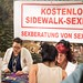 Free Sidewalk Sex Clinic