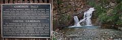 CAMERON FALLS (Des Hawley,) Tags: deshawley alberta watertonnationalpark thegalaxyhalloffame cameronfalls thegalaxystarshof over1000views