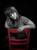 Kim (MAN1264) Tags: model girl female studio barrymurphyphotography selectivecolour colourpop