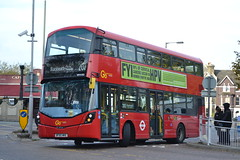 Go-Ahead London Metrobus WHV80 BF65WKE (Will Swain) Tags: crystal palace 28th october 2017 greater london capital city south east bus buses transport travel uk britain vehicle vehicles county country england english goahead metrobus whv80 bf65wke