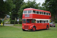 RML2600 NML600E (PD3.) Tags: rml2600 rml 2600 nml600e nml 600e aec routemaster london transport bus buses psv pcv hampshire hants england uk alton anstey park mid railway watercressline water cress line preserved vintage 16 07 2017 july rally running day