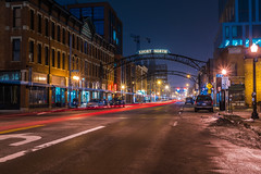 At night in Columbus (Arutemu) Tags: america american us usa unitedstates urban midwest columbus city cityscape ciudad citylights night nighttime nightscape nightshot nightview nightstreet nightfall street traffic lights light view ville tamron 2875 sony sonya7rii sonya7rmarkii a7rii ilcea7rii アメリカ 米国 美国 コロンバス 都市 都市景観 都市の景観 風景 見晴らし 景色 景観 光景 夜景 夕景 夜の景色 都会 町 街 街道 街並み 夜の街 商店街 夜 夜光 夜の町 夜中 夕べ 夕方