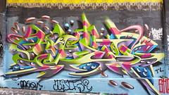 Kezam... (colourourcity) Tags: graffiti streetart streetartnow streetartaustralia streetartmelbourne burncity melbourne colourorucityburncity awesome nofilters original colourourcity hosierlane colourourcityhosierlane kezam kzm kezam1 bt bronxteam