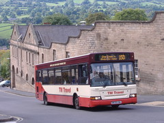 TM Travel 939 Matlock (Guy Arab UF) Tags: tm travel 939 s939ual dennis dart slf plaxton pointer bus bank road matlock derbyshire trent barton wellglade buses wellgladegroup