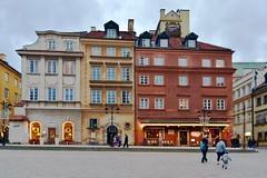 Stare Miasto, Warszawa, Polska / Old Town, Warsaw, Poland (leo_li's Photography) Tags: unescoworldheritagesites 波兰 华沙 warszawa warsaw poland europe 波蘭 華沙
