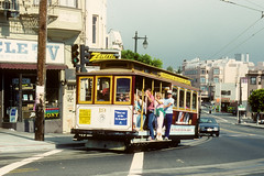 Muni #19 (Jim Strain) Tags: jmstrain train railroad railway streetcar cablecar transit muni california sanfrancisco