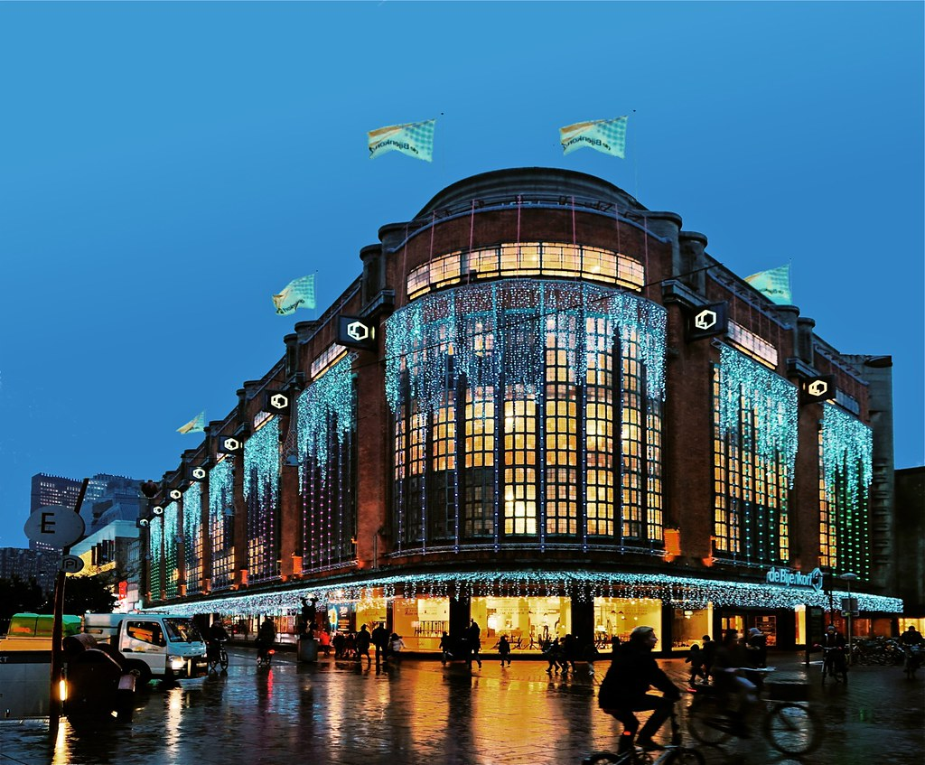 The World\'s newest photos of bijenkorf - Flickr Hive Mind