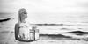Bride shooting Zingst, BW (Traveller_40) Tags: bw blackwhite blackandwhite braut horizontezingst meer monochrome nb noirblanc noiretblanc schleier schwarzweis see zingst biancoenero black blancoynegro highiso monocromático pretoebranco sea seaside 单色 白黒 laterne lowlight