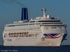 Oriana (U. Heinze) Tags: cuxhaven elbe ship schiff nordsee olympus vessel boat boot wasser