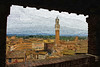 Siena (*Sefora*) Tags: torre siena paint oil paysage skyline italia italy europe flickr art