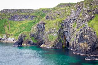 UK - Northern Ireland - Carrick-a-rede