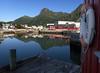"""(Marko""""76"""") Tags: lofoten roadtripnorvège rorbu montagnes port exploring bouée bateau mouette mountains norge norway île"""