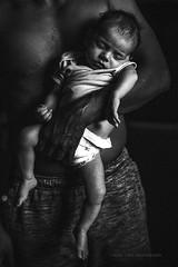 2 months old btw (Tamara Lara) Tags: baby babyphotography babyportraits bebe blackandwhite bw