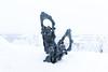 Snoshoes on the top of Nipanen hill in Tahko (VisitLakeland) Tags: snowshoe scenery scene snow winter nature tahko hill lake ice finland lumi talvi lumikenkä näkymä maisema rinne