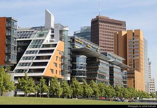 Tilla-Durieux-Park & Potsdamer Platz, Berlin, Germany