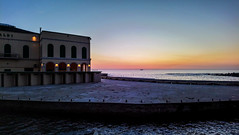 Bagni Pancaldi (saveriosalvadori) Tags: livorno mare sea sunset architecture architettura