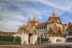 Grand Palace - Thailand (cattan2011) Tags: 曼谷 泰国 thailand bangkok grandpalace traveltuesday travelbloggers travelphotography travel architecturephotography architecture natureperfection naturephotography nature landscapephotography landscape