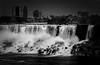 Niagara-Falls-NY (mcook1517) Tags: niagara falls niagarafalls travel newyork monochrome tourism water rocks blackandwhite mist america canada