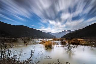 February Lights in Sakarya River.............