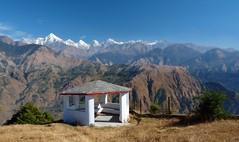 Panchachuli landscape. (draskd) Tags: panchachuli landscape munsiyari pithoragarh uttarakhand india draskd nainadevitemple