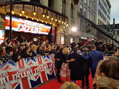Press photocall at the Palladium, Britain's Got Talent 2018 (Daves Portfolio) Tags: britainsgottalent londonpalladium palladium theatre london davidwalliams amandaholden aleshadixon declandonnelly celebrity simoncowell press photocall