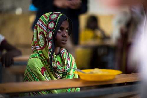 UNICEF-organized joint HRDG-DAG field visit to Afar from 13 to 15 February 2018