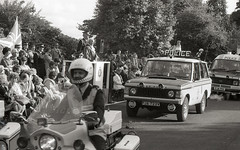 Sedgely Park Open Day 1981 (Greater Manchester Police) Tags: policerangerover policetransitvan policemotorcycle fordtransit policeopenday sedgleypark policetrainingschool mayor prestwich parade policeparade