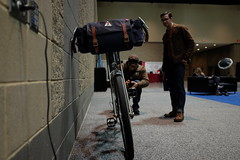 NAHBS was tons of fun—and as I discover again and again, bikes are the medium, friends are the reward. (eatbikenap65) Tags: